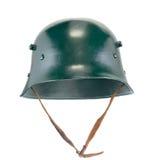 militaires de casque Photographie stock libre de droits