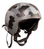 militaires de casque repérés Photographie stock libre de droits