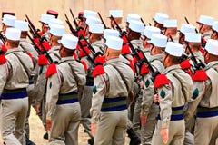Militar Imagen de archivo libre de regalías