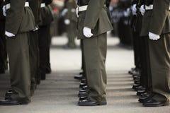 Militar Imagenes de archivo