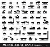 Militare Fotografie Stock
