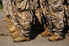 militare Immagine Stock