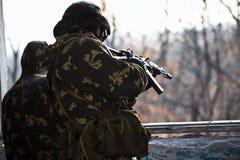militare Fotografia Stock Libera da Diritti