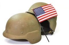 Militares americanos Imagen de archivo libre de regalías