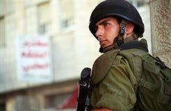 Militari israeliani Immagine Stock Libera da Diritti