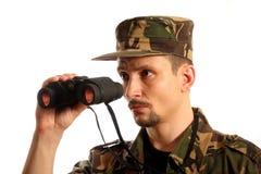 Militarian 1 Immagini Stock