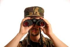 Militarian 2 Royalty-vrije Stock Afbeeldingen