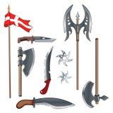 Militarna broń ustawiająca dla gry komputerowej Zdjęcie Royalty Free
