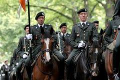 Militarna Ceremonia - Holandie Obrazy Stock