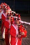 militarna festiwal muzyka Fotografia Royalty Free