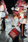 militarna festiwal muzyka Obrazy Stock