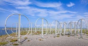 Militarna Powietrzna instalacja Fotografia Royalty Free