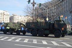 Militarna technika Zdjęcia Royalty Free