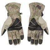 Militarne rękawiczki, taktyczne rękawiczki, ochronne rękawiczki Obraz Stock
