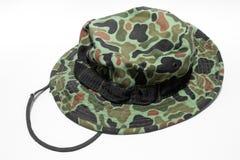militarny kapelusz Zdjęcia Stock