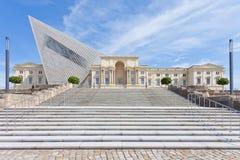 Militarny muzeum Zdjęcia Royalty Free
