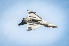 Militarny myśliwiec odrzutowy Obraz Stock