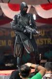 Militarny pokaz mody Zdjęcie Stock