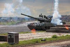 Militarny przedstawienie Fotografia Royalty Free
