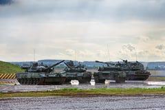 Militarny przedstawienie Zdjęcia Stock