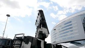 Militarny radarowy działanie zdjęcie wideo