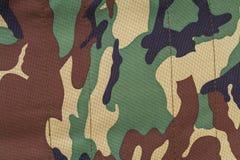 Militarny tekstura kamuflażu tło Fotografia Stock