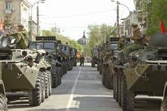 Militarny wyposażenie Obraz Royalty Free