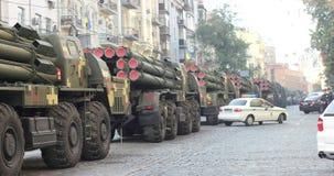 Militarny wyposażenie Ukraina Zdjęcie Royalty Free