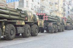 Militarny wyposażenie Ukraina Zdjęcia Royalty Free