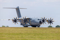 Military Airbus A 400 M plane Stock Images