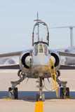 Military aircraft. Assigned to the combat and other warlike functions Royalty Free Stock Image