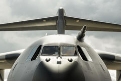 Military aircraft Stock Photos