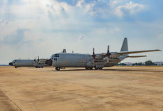 Military aircraft Royalty Free Stock Photo