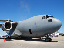 Military airplane Stock Images