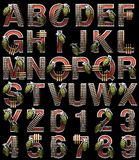 Military alphabet Stock Photos
