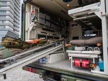 Military ambulance Royalty Free Stock Photography