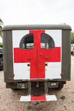 Military ambulance Stock Images