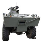 Military Amphibious Vehicle Stock Photos