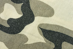 Military Army Camouflage Fabric Texture Background for Design Stock Image