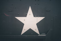 Military army star Royalty Free Stock Images