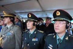 Military attaches Stock Photos