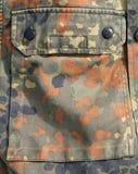 Military back pocket Stock Photos