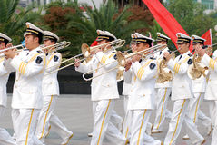 Military band Stock Photography