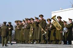 Military band Stock Image