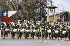 Military band parade Stock Photos