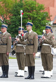 Military band Stock Images