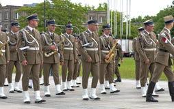 Military band Royalty Free Stock Photos