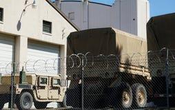 Military base Royalty Free Stock Image