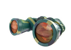 Military Binoculars Royalty Free Stock Images
