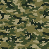 Military camo seamless pattern. Vector background for your design. Military camo seamless pattern. Vector camouflage background for your design. Endless stock illustration